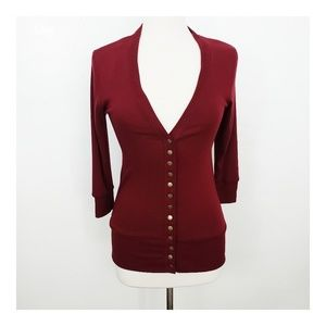 Zenana Outfitters Snap Cardigan